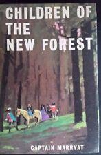 Children Of The New Forest Captain Marryat - Bancroft Classics (No 2) 1971 VGC
