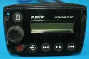Fusion MS-WR610 Marine Stereo Z2