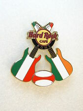 ROME,Hard Rock Cafe Pin,SIX Nations Rugby Tournament Game 6