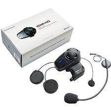 New Sena SMH10 Bluetooth Motorcycle Intercom Universal Headset - Single Unit