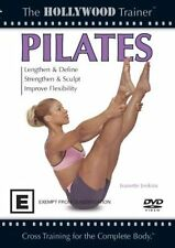 Hollywood Trainer - Pilates (DVD, 2005) Brand New Sealed FREE POSTAGE CHEAP