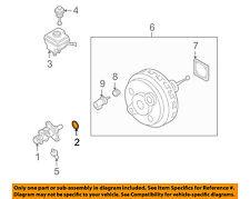 PORSCHE OEM 08-10 Cayenne-Brake Master Cylinder Gasket 95535591200