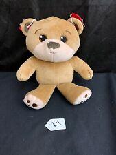 """Oticon Teddy Bear Plush 10"""" Stuffed Toy Lovey Hearing Aid"""