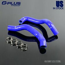Gplus Silicone Heater Coolant Radiator Pipe For 2001-2004 FORD MUSTANG 3.8L V6