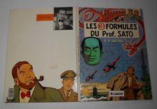 E.P. Jacobs Blake & Mortimer 3 formules du professeur Sato
