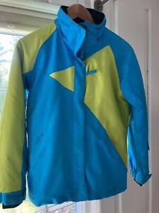 Karbon ski jacket girls size 14