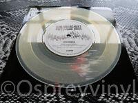 "Noel Gallaghers High Flying Birds Riverman Clear Glitter Vinyl 7"" Oasis NEW"