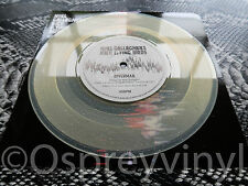 "Noel Gallaghers High Flying Birds Riverman Clear Glitter Vinyl 7"" Oasis NEW"
