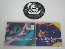 GEORGE THOROGOOD & THE DESTROYERS/LIVE/LET'S WORK TOGETHER(EMI 7243 8 31948 2 7)
