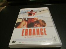 "DVD ""ERRANCE"" Laetitia CASTA, Benoit MAGIMEL"