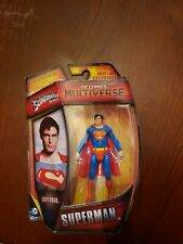 NEW 2013 DC MULTIVERSE SUPERMAN THE MOVIE 3.75 FIGURE - MATTEL CHRISTOPHER REEVE