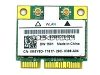 DELL K5Y6D WIRELESS MINI NETWORK WLAN WIFI LAPTOP CARD BROADCOM BCM94313HMG2L