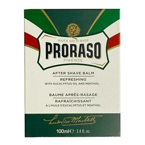 Proraso Refreshing After Shave Balm 100ml with Eucalypus Oil & Menthol