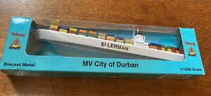 triang minic ships P623 Mv City Of Durban