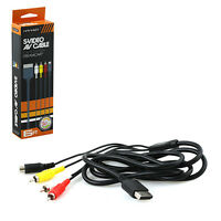 New S-Video A/V Cable for Sega Dreamcast Systems (Retail Pack)