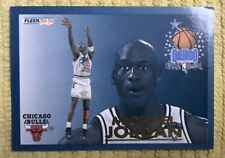 1992-93 Fleer Michael Jordan All Star #6