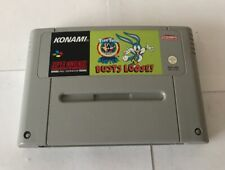 Super Nintendo SNES Game Tiny Toons Buster Busts Loose! - GC - FREE UK POST