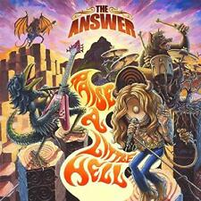 The Answer - Raise A Little Hell (NEW 2CD)