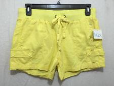 Cotton Machine Washable Cargo Shorts for Women