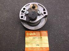 Vintage Suzuki TS250 69-70 NOS 16300-16400 Oil Pump Gear Case Assy