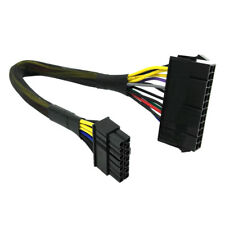 24 Pin to 14 Pin PSU Main Power Supply ATX Adapter Cable for Lenovo IBM Dell WW4