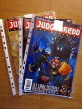 "Judge Dredd The Megazine - 3  Issues   1991  #11 #12 #13     "" NEW """