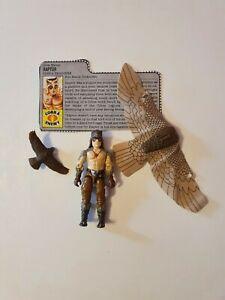 GI Joe Action Force Cobra Raptor 1987