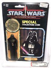 AFA 85 Kenner 1985 Star Wars Darth Vader POTF 92-back Y-NM+ (85-85-90) High Subs