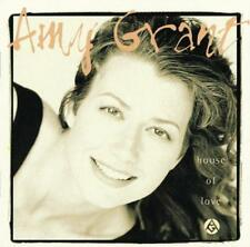AMY GRANT - House Of Love (CD 1994) USA First Edition EXC Vince Gill