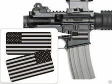 Pair - American Flag Black Ops Stickers Decals AR15 5.56 .223 MAG Stickers AR15