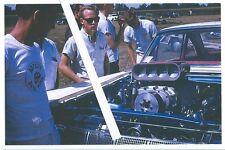 1960s Drag Racing-Jack Chrisman's 427 Nitro Blown Injected 1964 Mercury Comet