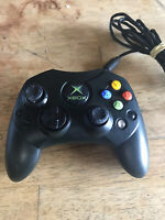 Original Microsoft XBOX Controller S Type Wired Black - Free Shipping