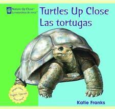 Turtles Up Close/ Las Tortugas (Nature Up Close / La Naturaleza De-ExLibrary