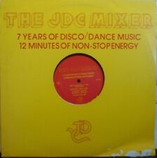 """JDC MIXER ~ 7 Years Of Disco / Dance Music ~ 12"""" Single PS 1 SIDED USA PRESS"""