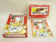 MIGHTY FINAL FIGHT Item ref/bcc Famicom Nintendo Japan Game fc
