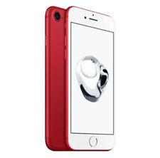 """Rouge Original Apple iPhone 7 4.7"""" 32Go IOS 4G LTE Smartphone Débloqué Téléphone"""