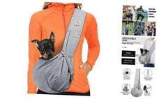 New listing Mrelec Small Cat Pet-Dog-Carrier-Sling-Bac kpack Front Pack Purse Puppy Shoulder