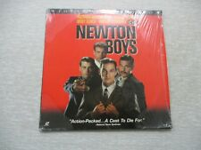 The Newton boys,laser Disc edit.,Matthew Mcconaughey,20th century Fox,U.S.A.1998