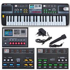 Digital Music Electronic Keyboard Electric Piano Toy Record Beginner 44 Keys Pro