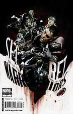 SECRET WARRIORS #9 / ZOMBIE - FURY VARIANT Cover / VERY GOOD CONDITION 2009