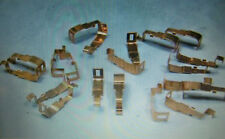 HO Slot Car Parts WIDE PAN Tyco 440 440x2 Pickup Shoe Lot of 10 Sets & FREE TOOL