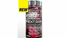 MuscleTech Hydroxycut Hardcore Next Gen 100 Caps Fat Burner Elite FAST POST