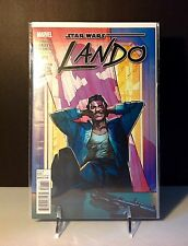 Star Wars Lando #1 Marvel 2015 Series. 1st Print