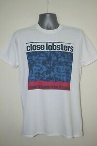 close lobsters t-shirt c86 field mice primal scream the pastels sundays