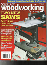 SCROLL SAW WOOD WORKING & CRAFTS MAGAZINE,  TWO NEW SAWS  SUMMER, 2017 ISSUE, 67