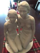 Rare & Vintage German Rosenthal Figurine - Nude pair-Great Condition!
