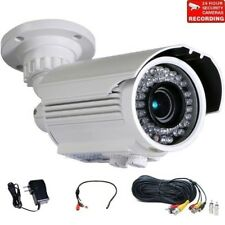 Security Camera Outdoor IR Day Night 700TVL 42 LEDs with Audio Microphone BL5