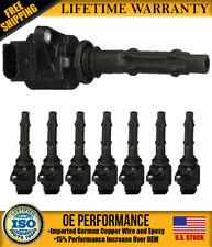 8x Ignition Coils For Mercedes Benz E280 E300 E350 C280 C300 C350 ML350 SLK300