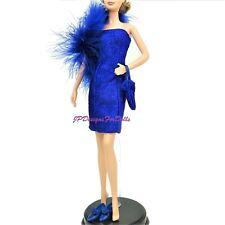Muñeca Barbie Moda Avenue Teen Skipper Panel De Vestir Zapatos Boa cartera ninguna muñeca