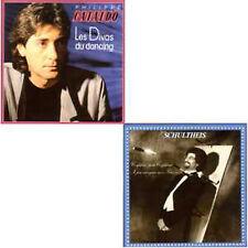 CD Single Philippe CATALDO  Jean SCHULTHEIS Les divas du dancing  Confidence